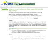 Levers: How the Human Body Uses Them to Its Advantage