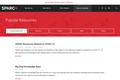 SPARC Popular Resources