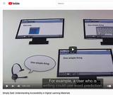 Understanding Accessibility in Digital Materials