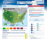 AIRNow: Air Quality Information