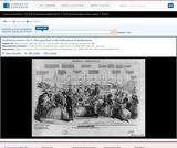 Political Caricature. Miscegenation Or The Millennium of Abolitionism