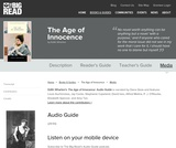 The Age of Innocence by Edith Wharton - Audio Guide