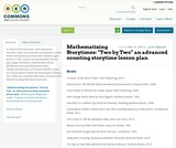 "Mathematizing Storytimes: ""Two by Two"" an advanced counting storytime lesson plan"