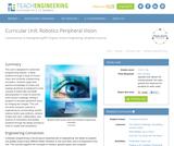 Robotics Peripheral Vision