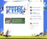 Energy Kid's Page