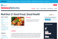 Nutrition 2: Good Food, Good Health