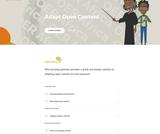 Adapt Open Content
