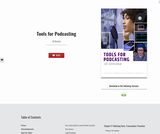 Tools for Podcasting