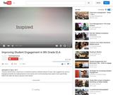 Improving Student Engagement in 8th Grade ELA