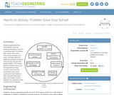 Problem Solve Your School