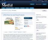 JPSS River Ice and Flood Products