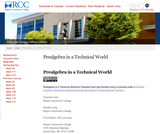 Prealgebra in a Technical World