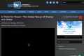 The Roots of Energy Efficiency: A Thirst for Power - The Global Nexus of Energy and Water