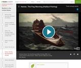 Homer's The Fog Warning (Halibut Fishing)
