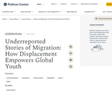 Underreported Stories of Migration: How Displacement Empowers Global Youth