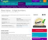 Place Value ‰ŰŇ 3 Digit Numbers