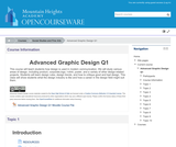 Advanced Graphic Design Q1