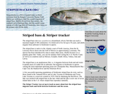 Striper Tracker