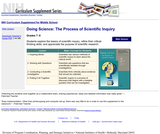 Doing Science: The Process of Scientific Inquiry
