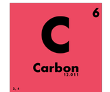 Carbon as the Building Block for Life