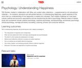 Psychology: Understanding Happiness