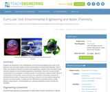 Environmental Engineering and Water Chemistry