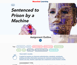 Sentenced to Prison by a Machine