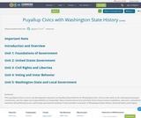 Puyallup Civics with Washington State History
