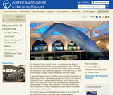 American Museum of Natural History: Milstein Hall of Ocean Life