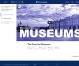 The Case for Museums