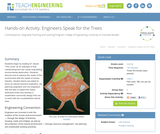 Engineers Speak for the Trees
