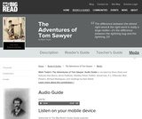 The Adventures of Tom Sawyer by Mark Twain - Audio Guide