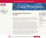 CP 3: Supporting College and Career Readiness
