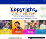 Copyright & Creativity : K-12 Teaching Resources on Copyright and Fair Use