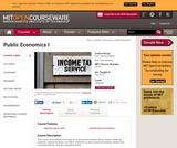 Public Economics I, Fall 2012