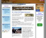 54. A New Civil Rights Movement