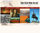 The Civil War in Art: