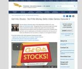 Get Into Stocks - No-Frills Money Skills Video Series, Episode 3