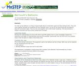 Bernoulli's Balloons