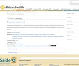 Child Healthcare: Parasites