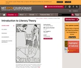 Introduction to Literary Theory, Fall 2014