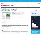 Monkey Pay-Per-View