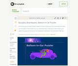 Buoyancy Brainteasers: Balloon-in-Car Puzzler