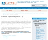 Casework Supervision (Version 2.0)