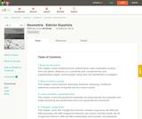 Geometry - Edicion Espanola (Student's Edition)