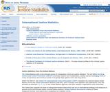 International Justice Statistics