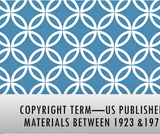 Copyright Between 1923 and 1978: Is It in the Public Domain?