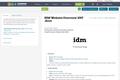 IDM Website Overview 2017 .docx