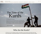 CFR InfoGuide: The Time of the Kurds