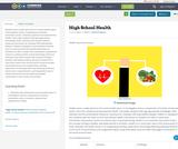 High School Health
